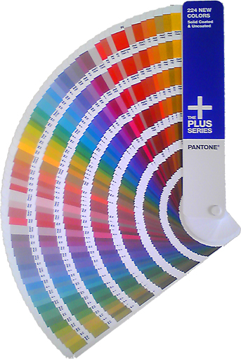 THE PANTONE PLUS SERIES 224 NEW COLORS